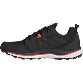 adidas TERREX Agravic GTX Running Shoes Women core black/core black/solar red
